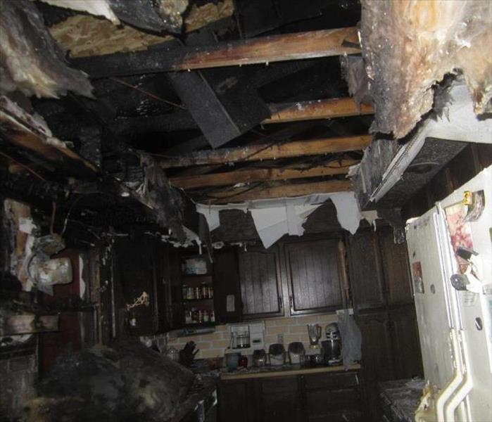 Fire Damage Kitchen Fire Facts